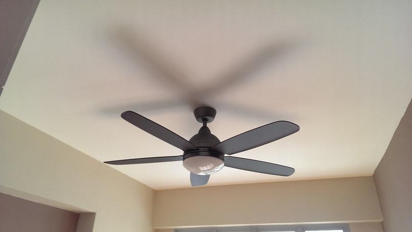 Ceiling fan singapore kdk ceiling fan fanco ceiling fan crestar ceiling fan rainlite 55 inch with 25w led light aloadofball Gallery