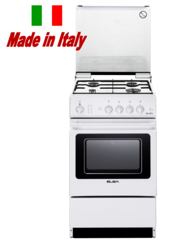 Elba Stand Alone Cooker With Oven Freestanding Cookers