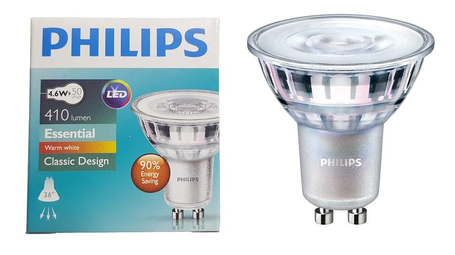Philips Led Gu10 Bulb Philips Led Lighting Offer Sg