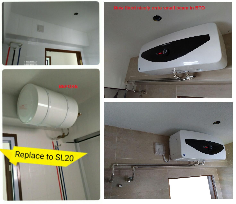 Ariston Sl20 Storage Water Heater Ariston Water Heaters