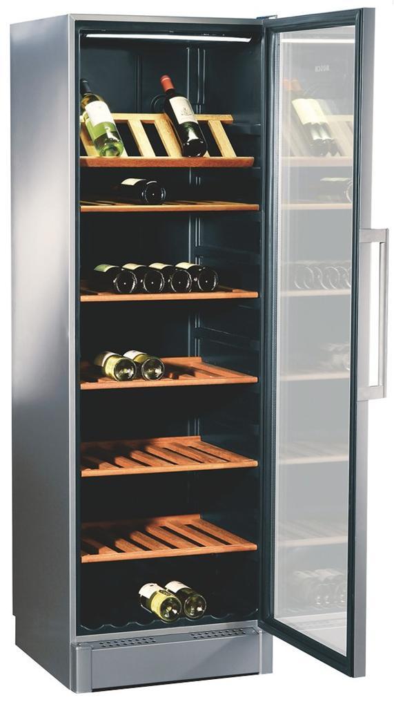 Bosch Dual Temperature Zones Wine Cooler Ksw 38940 Sg