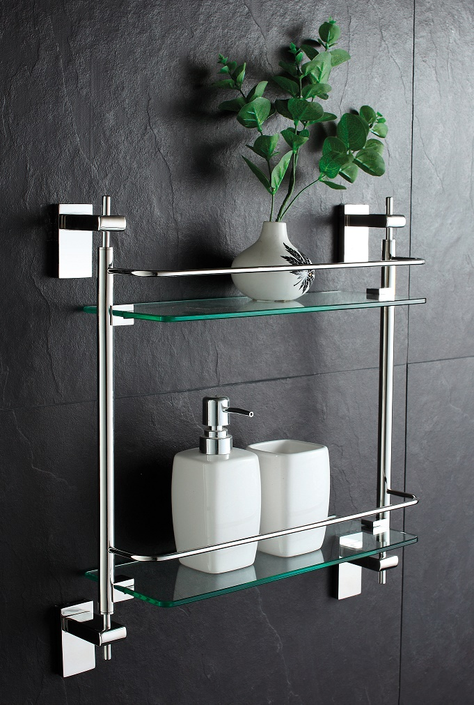 DUBELL Double Glass Rack  T-012