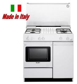 ELBA Freestanding Cooker with Electric Oven EEC866
