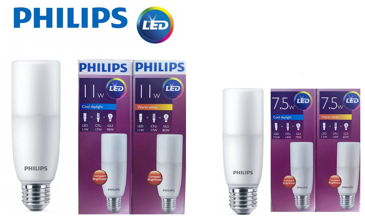 philips led stick bulb 7 5w philips lighting best offer. Black Bedroom Furniture Sets. Home Design Ideas