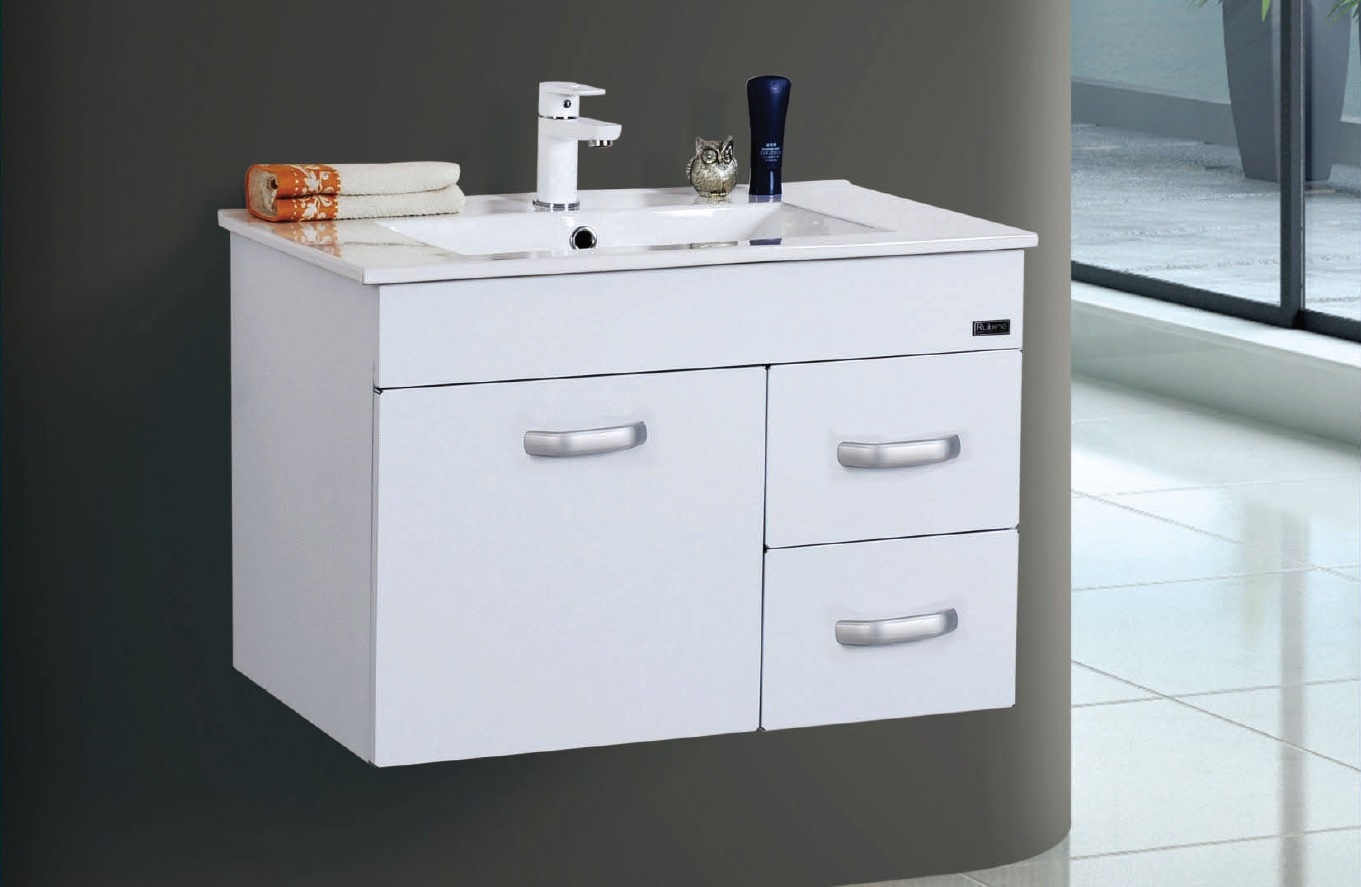 Stainless steel basin cabinet mf cabinets for G ferretti bathroom